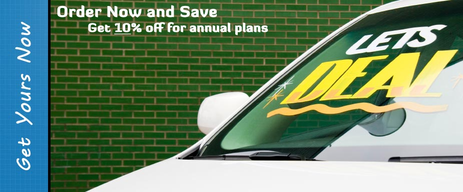 Get 10% OFF for all annual plans [LIMITED TIME OFFER]